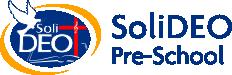 SoliDEO Pre-School Logo
